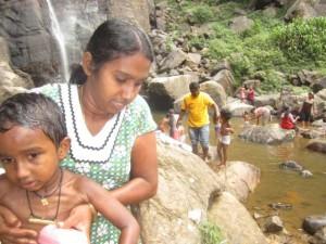 Ausflug zum Bambarakanda Wasserfall_07