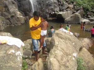 Ausflug zum Bambarakanda Wasserfall_09