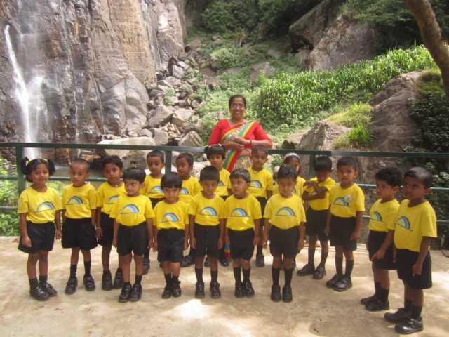 Ausflug zum Bambarakanda Wasserfall_11